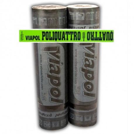 VIAPOL POLIQUATTRO MINERAL MEMBRANA PLASTOMERICA -5 °C