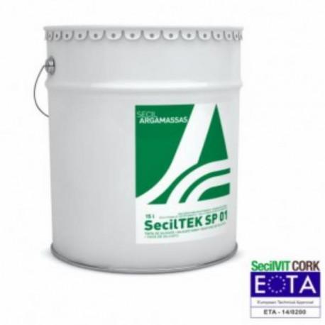 SECILTEK SP01 PITTURA A BASE ACQUA E SILICATI